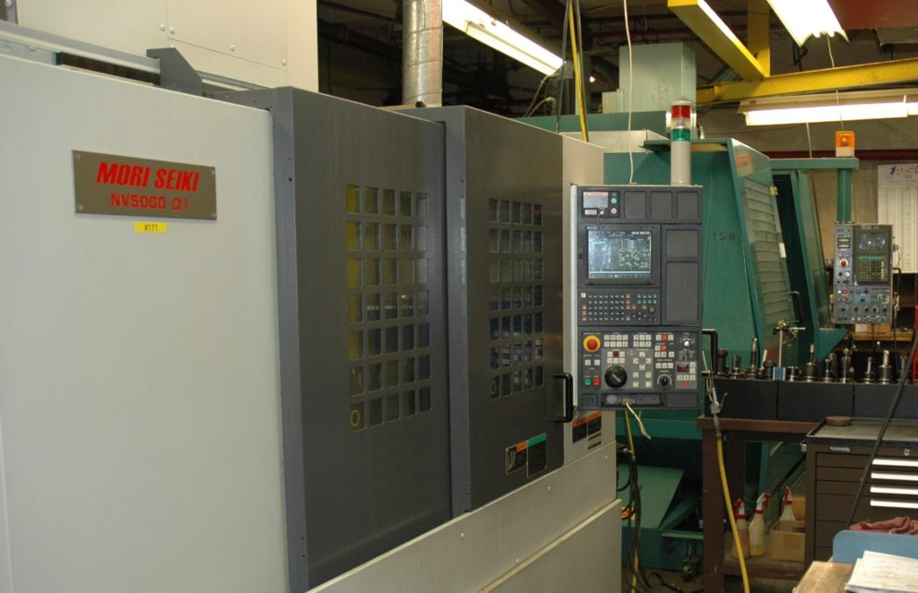 4 Axis CNC Mills